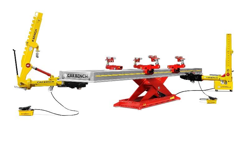 4 x imán cáscaras plato magnético de acero inoxidable montaje taller de automóviles hebebühne 150 mm