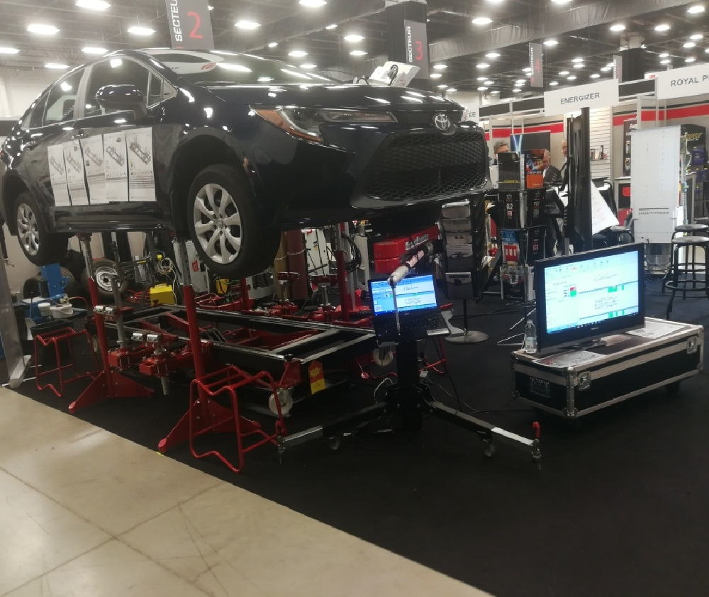 Car Bench Canada & Filco together at Expo Uniselect 2019 in Drummondville